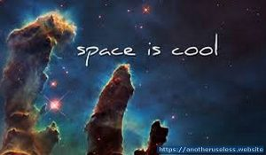Space is Cool is the useless web you can view on another useless website, the most pointless websites online