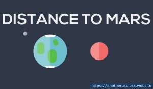 Distance To Mars. Mars is the fourth planet from the sun, and the second closest to Earth. How Far Is Mars From Earth?
