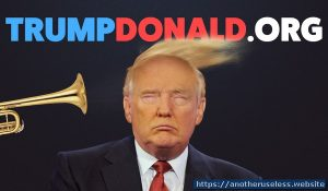 trump donald org is a funny useless website. Trumpdonald.org one of the best useless websites