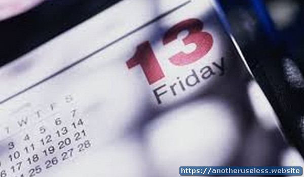 Months that begin on a Sunday will always have a Friday the 13th.