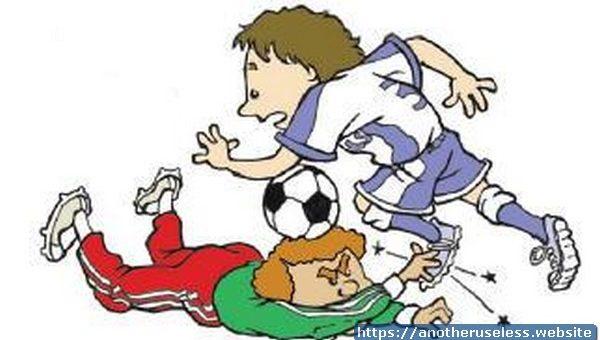 Worst soccer foul